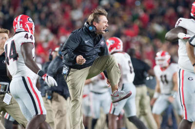 Georgia-Florida-2017-Kirby Smart