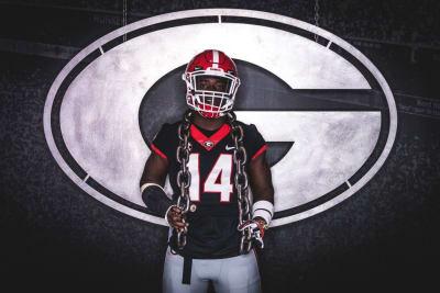 Jaleel McRae-UGA recruiting-Georgia recruiting-Georgia football