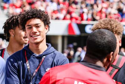 Kyle Hamilton-UGA recruiting-Georgia recruiting-Georgia football recruiting