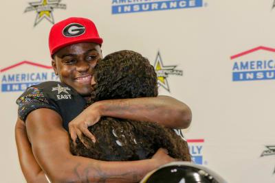 Tyrique Stevenson-UGA recruiting-Georgia recruiting