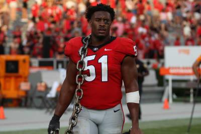 Georgia football-Bulldogs need a heathy David Marshall ASAP-Georgia Bulldogs