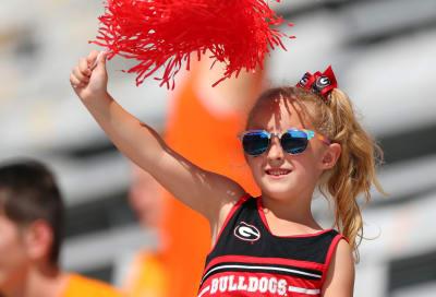 UGA Kid Fan UGA Tennessee