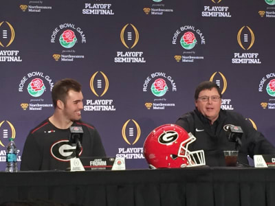Jake Fromm - Jim Chaney