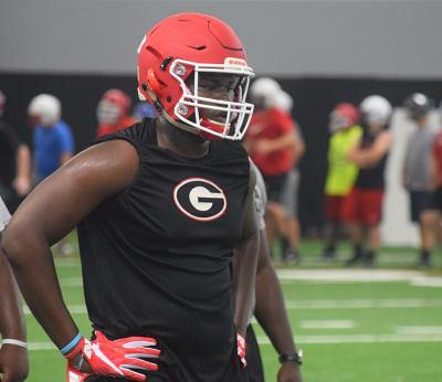 Curtis Fann-Georgia-Georgia Bulldogs