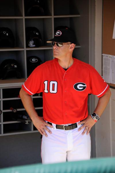 UGA baseball-Scott Stricklin-Georgia Bulldogs