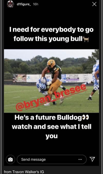 Bryan Bresee-UGA recruiting-Georgia recruiting