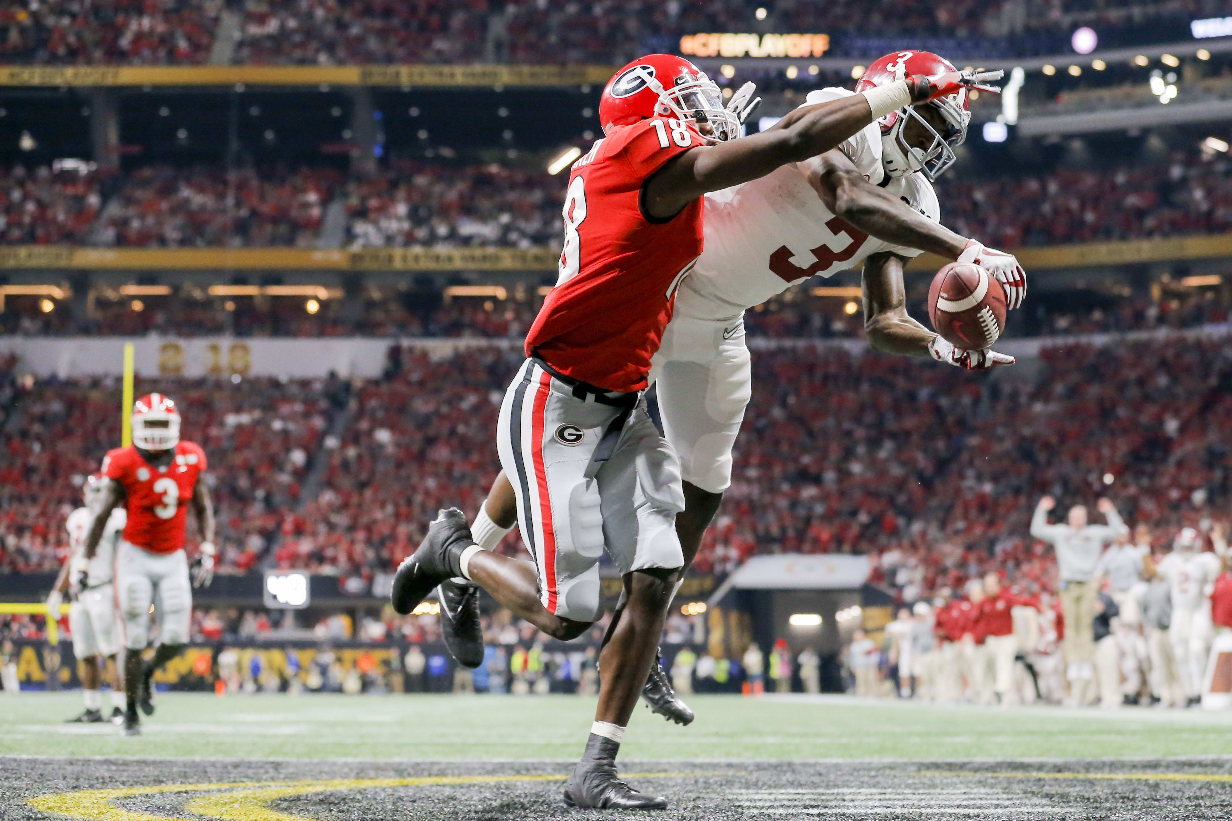 Deandre Baker-UGA football-Georgia football-UGA recruiting