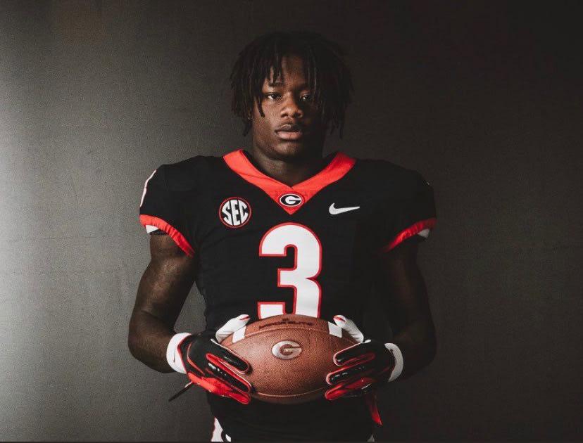 Zachary Evans-UGA recruiting-Georgia recruiting