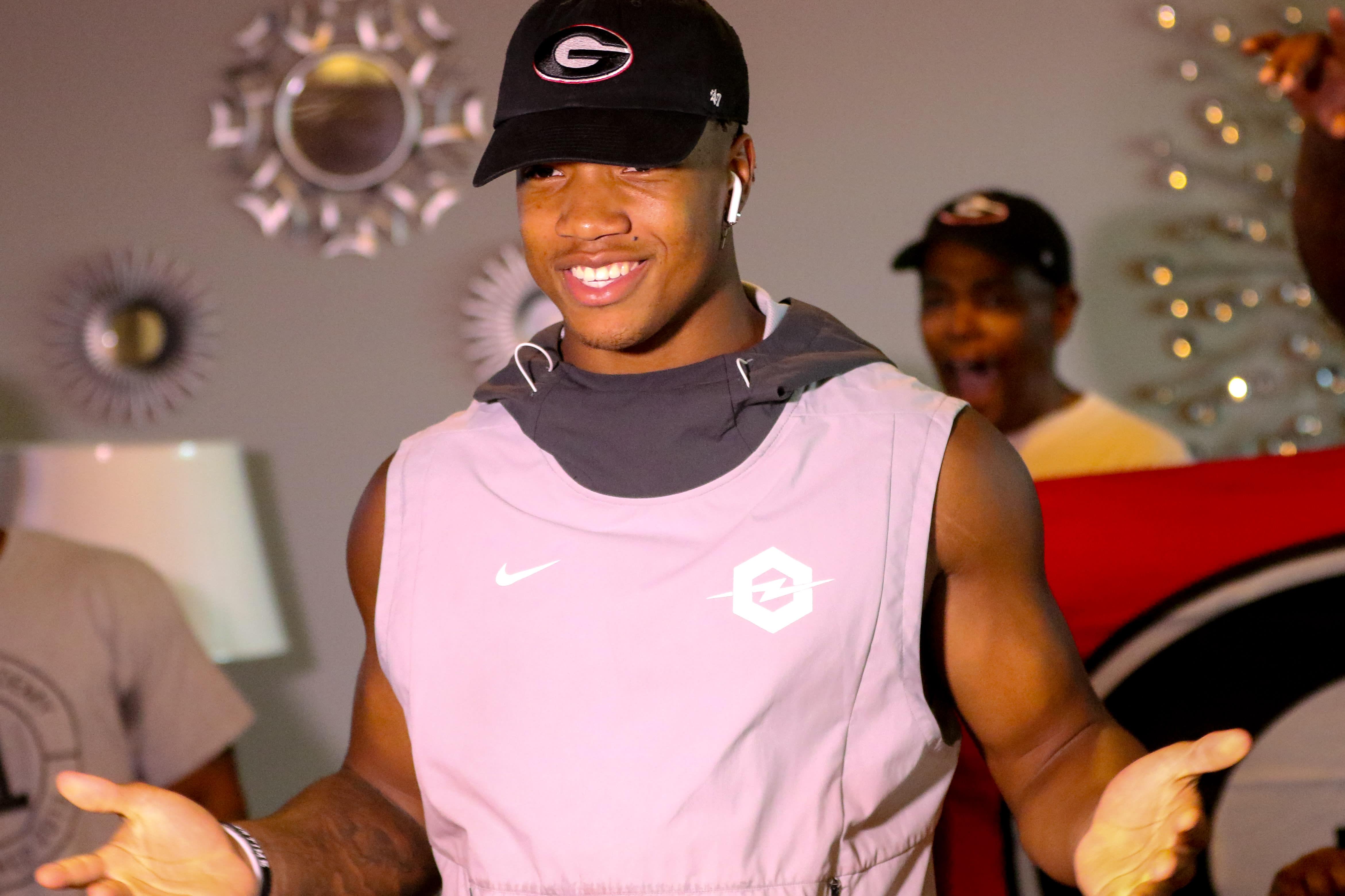 Kendall Milton-UGA recruiting-Georgia recruiting
