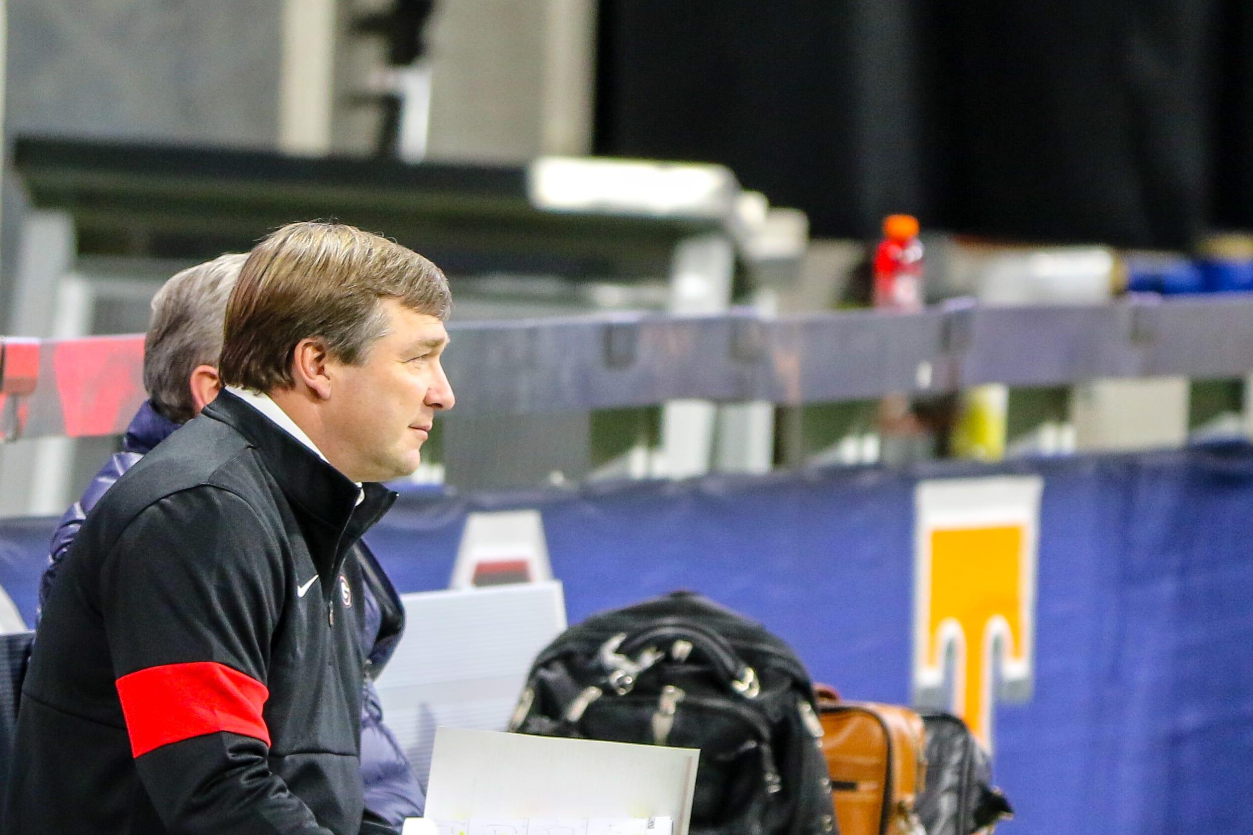 Kirby Smart-Georgia football-Georgia-LSU