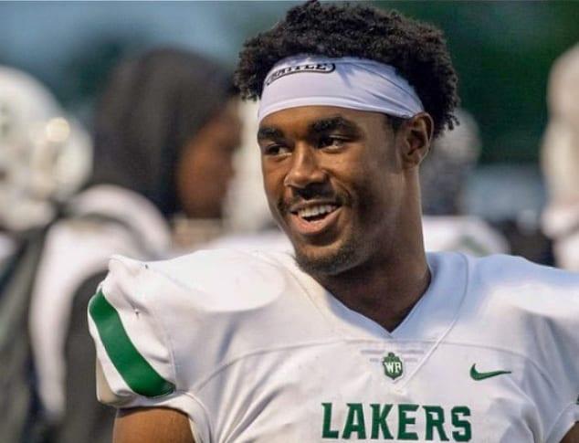 Donovan Edwards-Georgia recruiting-UGA recruiting
