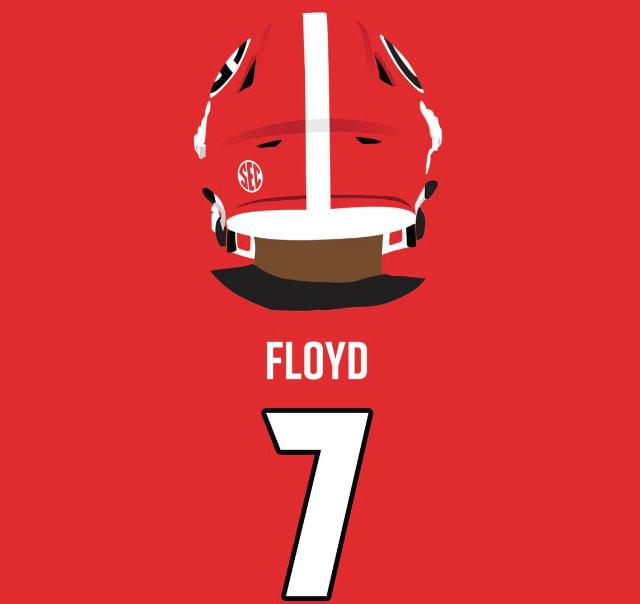 Emory Floyd-Georgia recruiting-Georgia football
