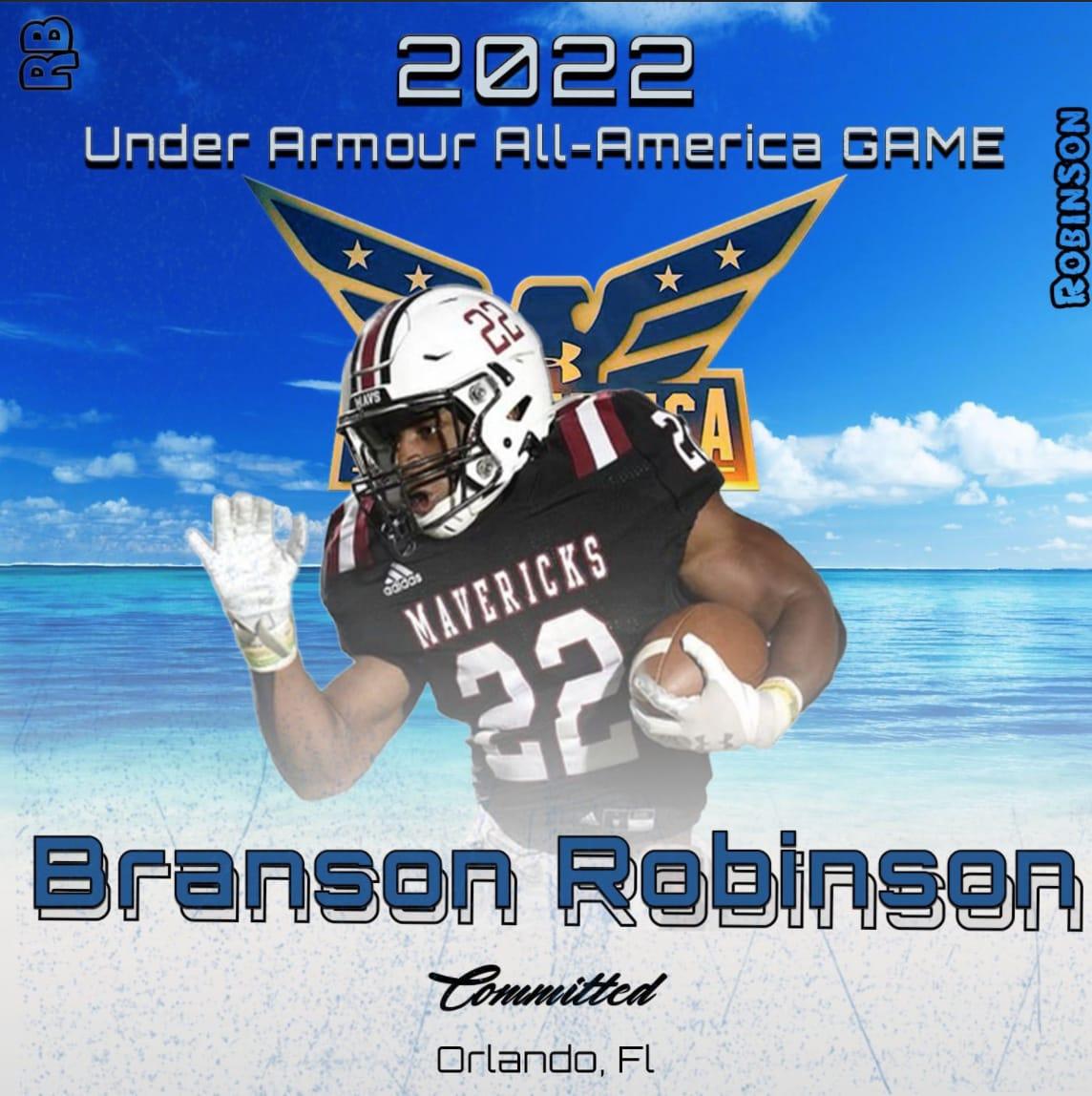 Branson Robinson-Georgia recruiting-UGA recruiting
