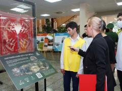 Передвижная выставка Русского географического общества открылась во Владикавказе