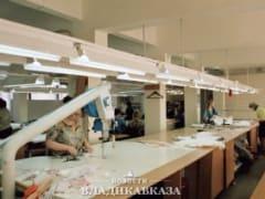 В Северной Осетии открылась швейная фабрика