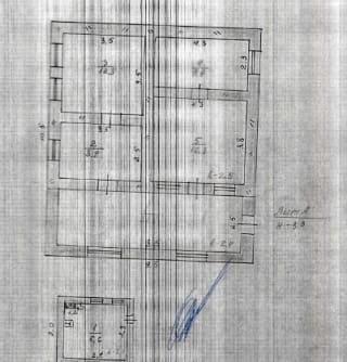 Дом 68.6 м² на участке 8.8 сот.