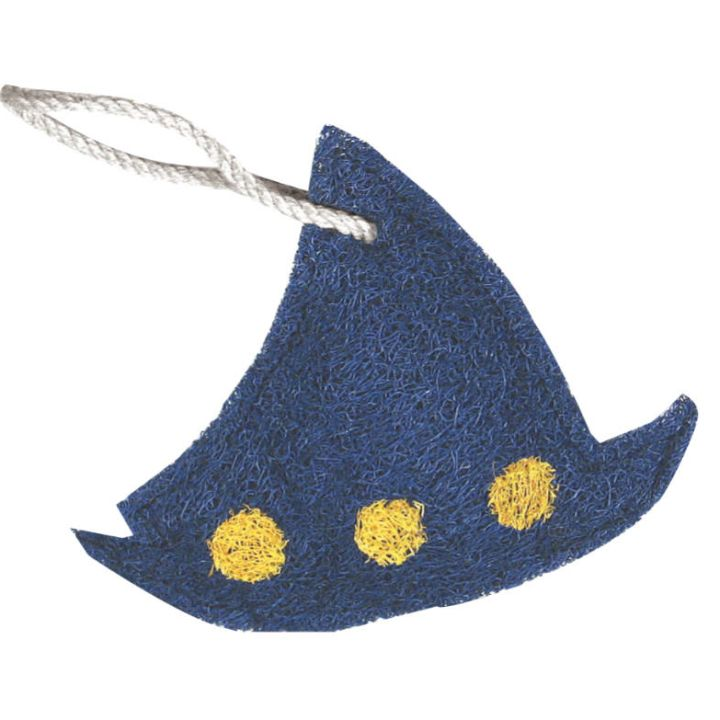 Sailboat Loofah