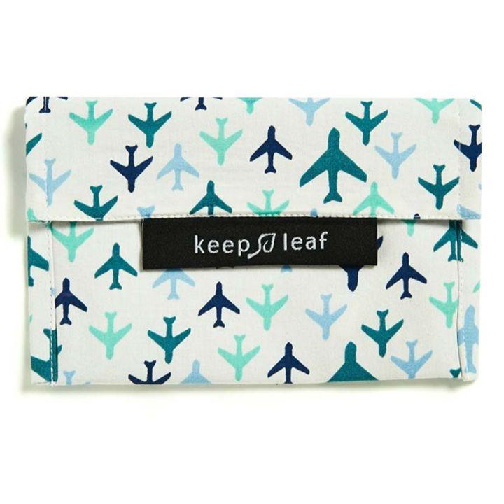 Reusable Snack Bag – Planes (Size M)