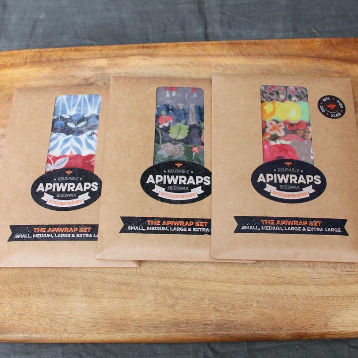 Apiwraps Multipack – Loving Apiwraps (3 Apiwrap Sets)