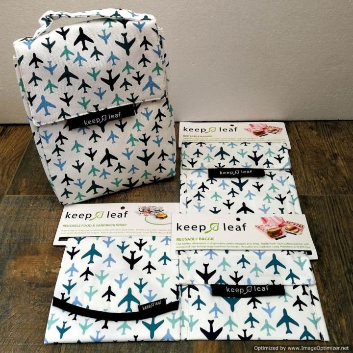 Keep Leaf 4-in-1 Bundle – Planes Design