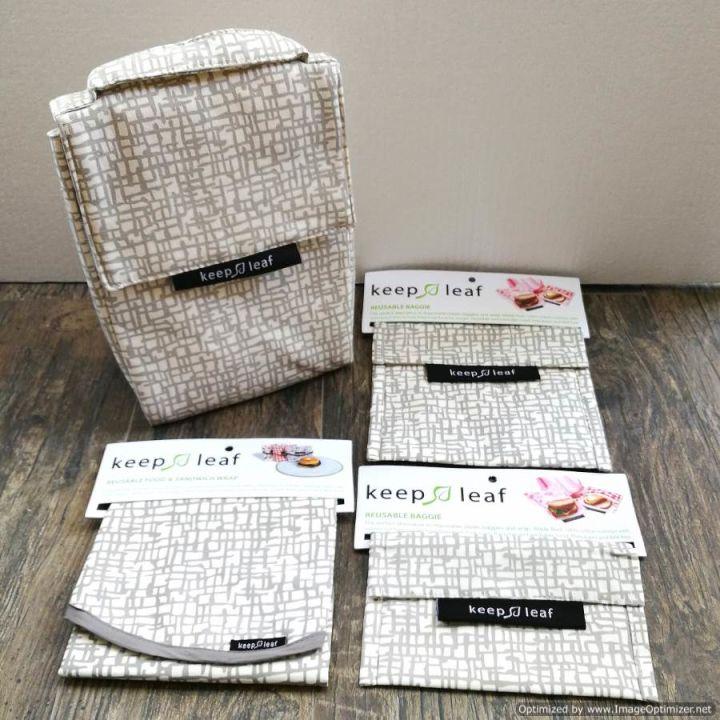 Keep Leaf 4-in-1 Bundle – Mesh Design