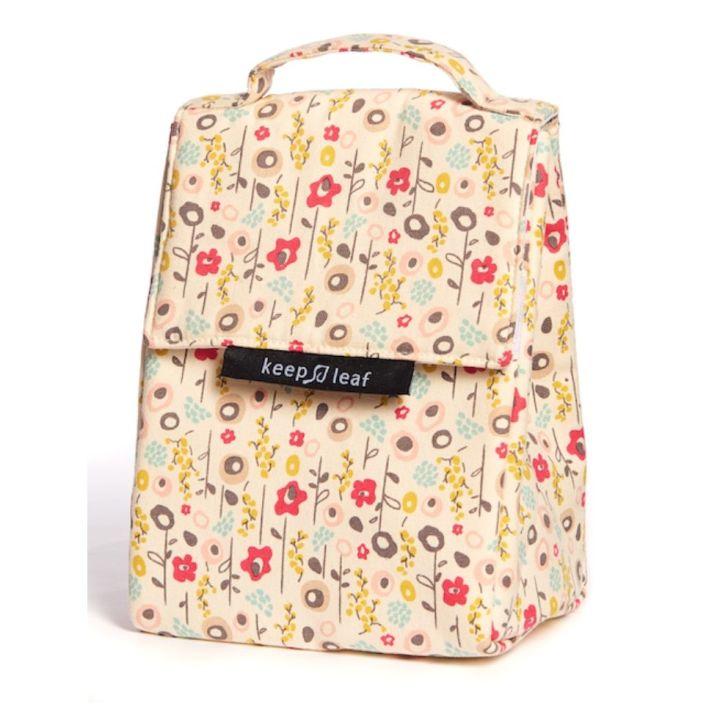 Organic Cotton Lunch Bag – Bloom