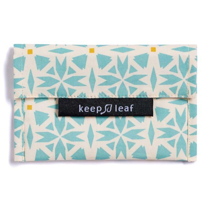 Reusable Snack Bag – Geo (Size M)