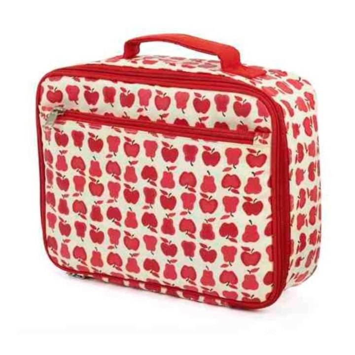 Cooler Lunch Box – Fruit Design (with free snack bag)