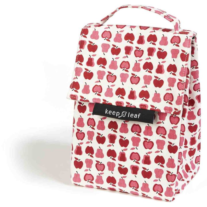 Organic Cotton Lunch Bag – Fruit