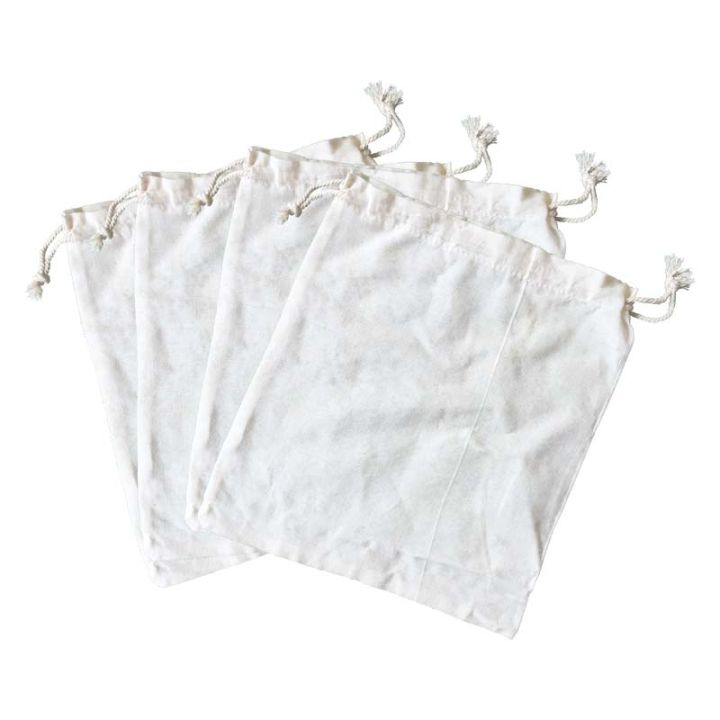 Cotton Produce Bag – Small (Set of 4)