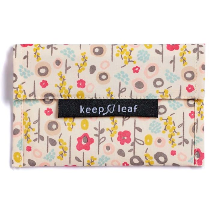 Reusable Snack Bag – Bloom (Size M)