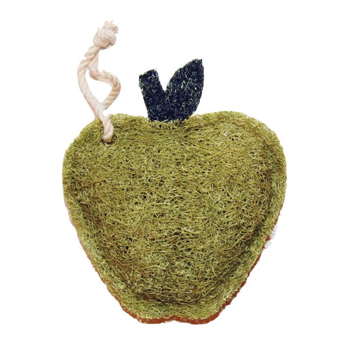 Green Apple Loofah