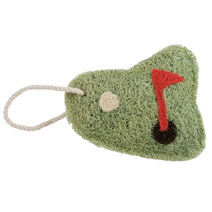 Golf Green Loofah