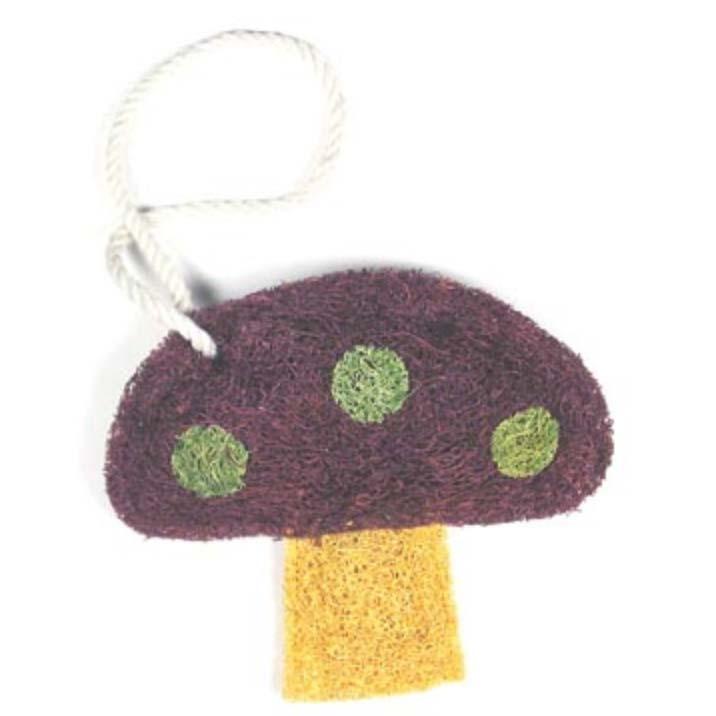 Mushroom Loofah