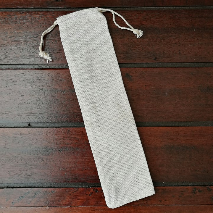 Straw Pouch – Long