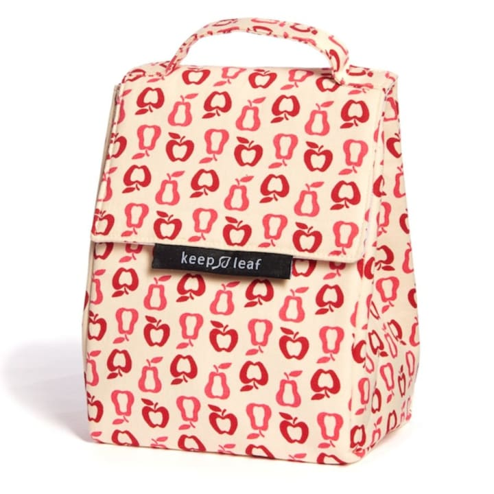 Organic Cotton Lunch Bag – New Fruit