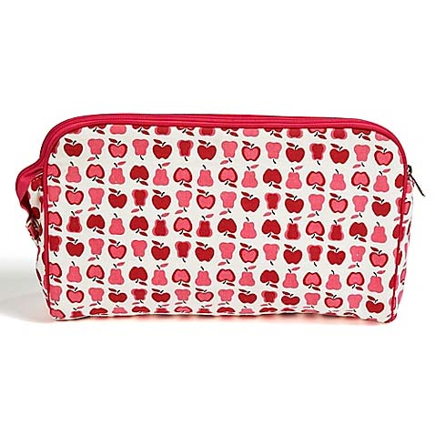 Keep Leaf – Toiletry Bag / Diaper Clutch (Fruit)