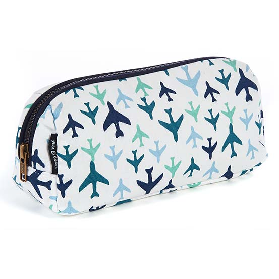 Keep Leaf – Makeup / Pencil Case (Planes)