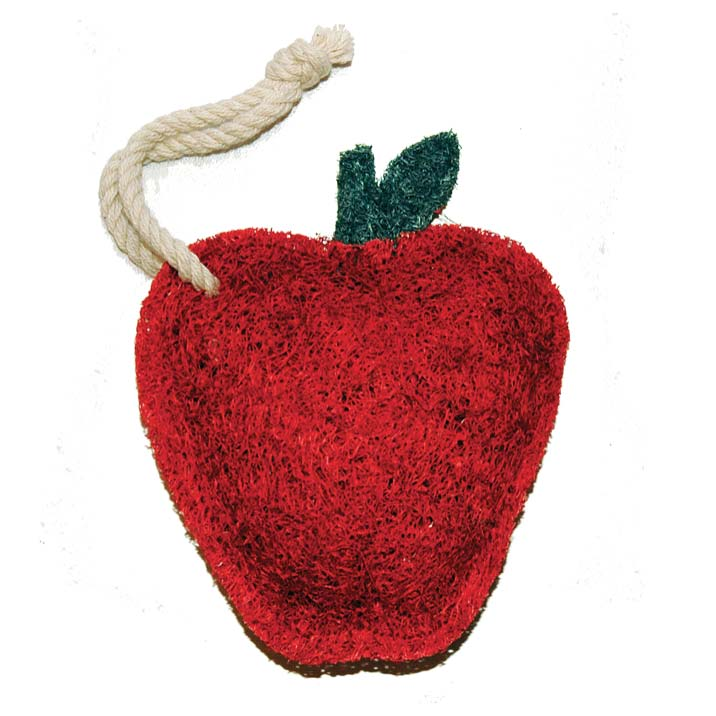 Red Apple Loofah