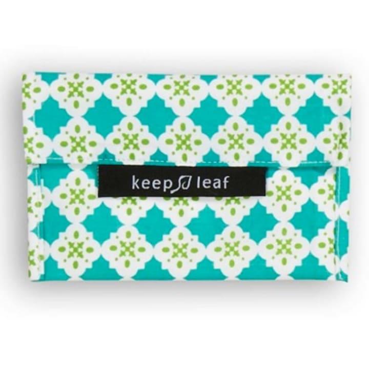 Reusable Snack Bag – Tiles (Size M)