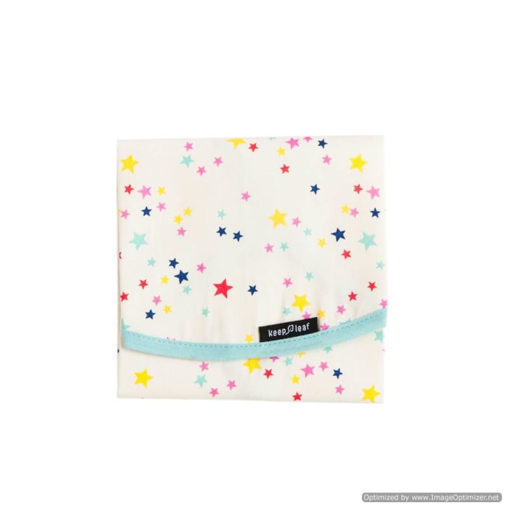 Reusable Cotton Sandwich Wrap – Stars