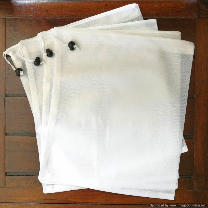Mesh Produce Bag – Large (Set of 4)