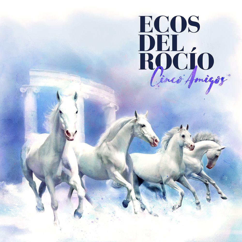 Ecos del Rocio - Cinco amigos (Edicion especial firmada)