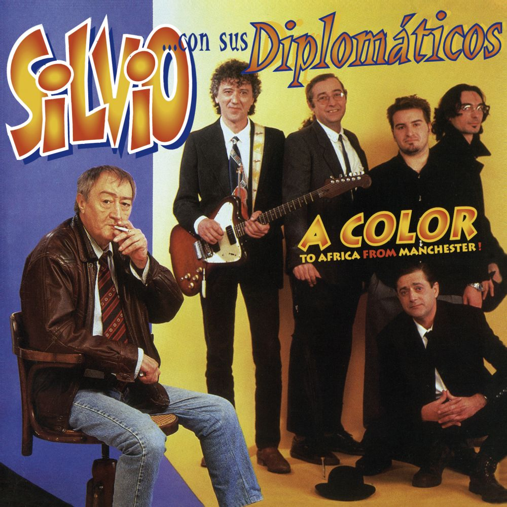 Silvio Con Sus Diplomaticos - A Color