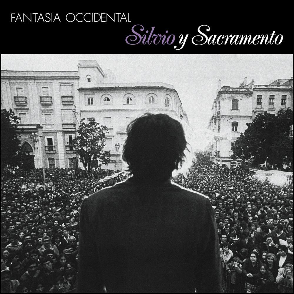 Silvio Y Sacramento - Fantasia Occidental (vinilo)