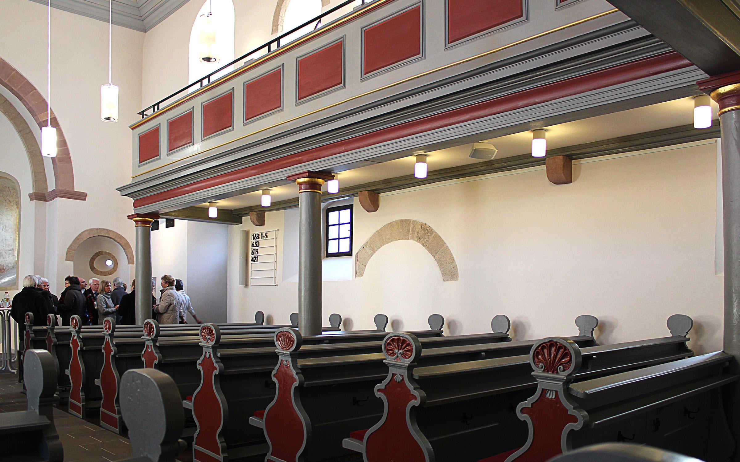 Projekt Evangelische Kirche Bierstadt, Wiesbaden Bierstadt