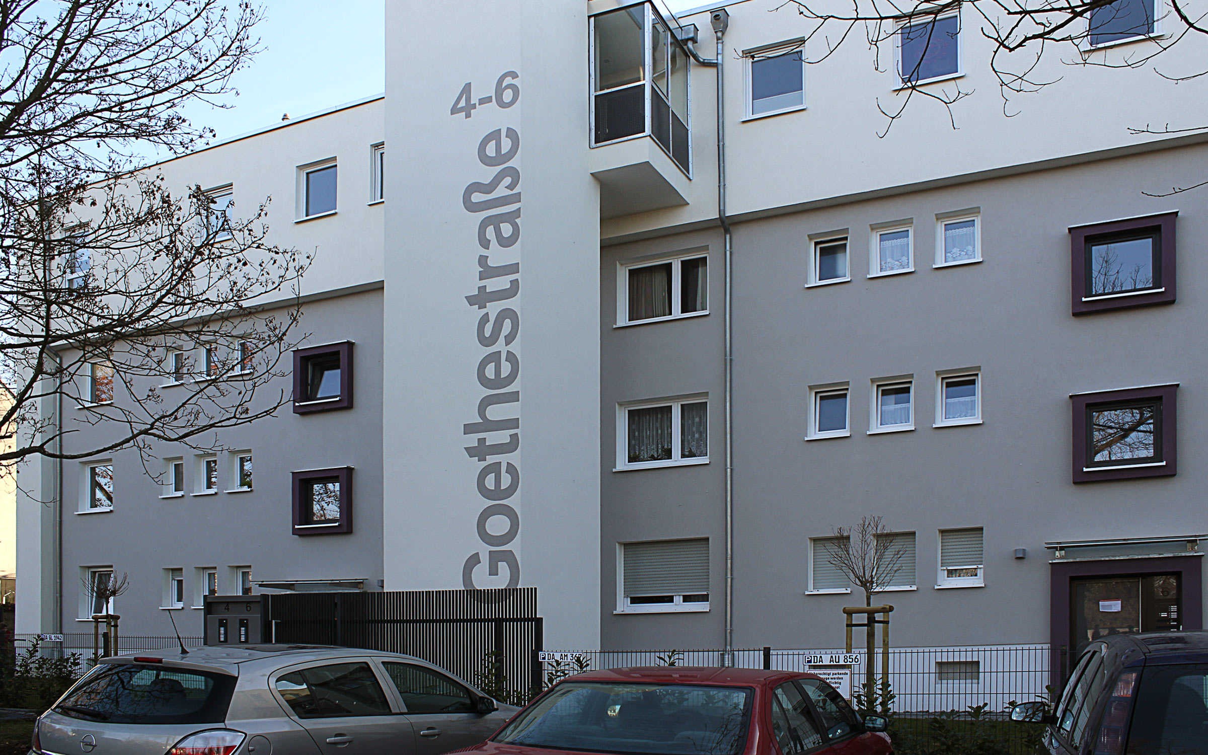 Goethestraße, Darmstadt