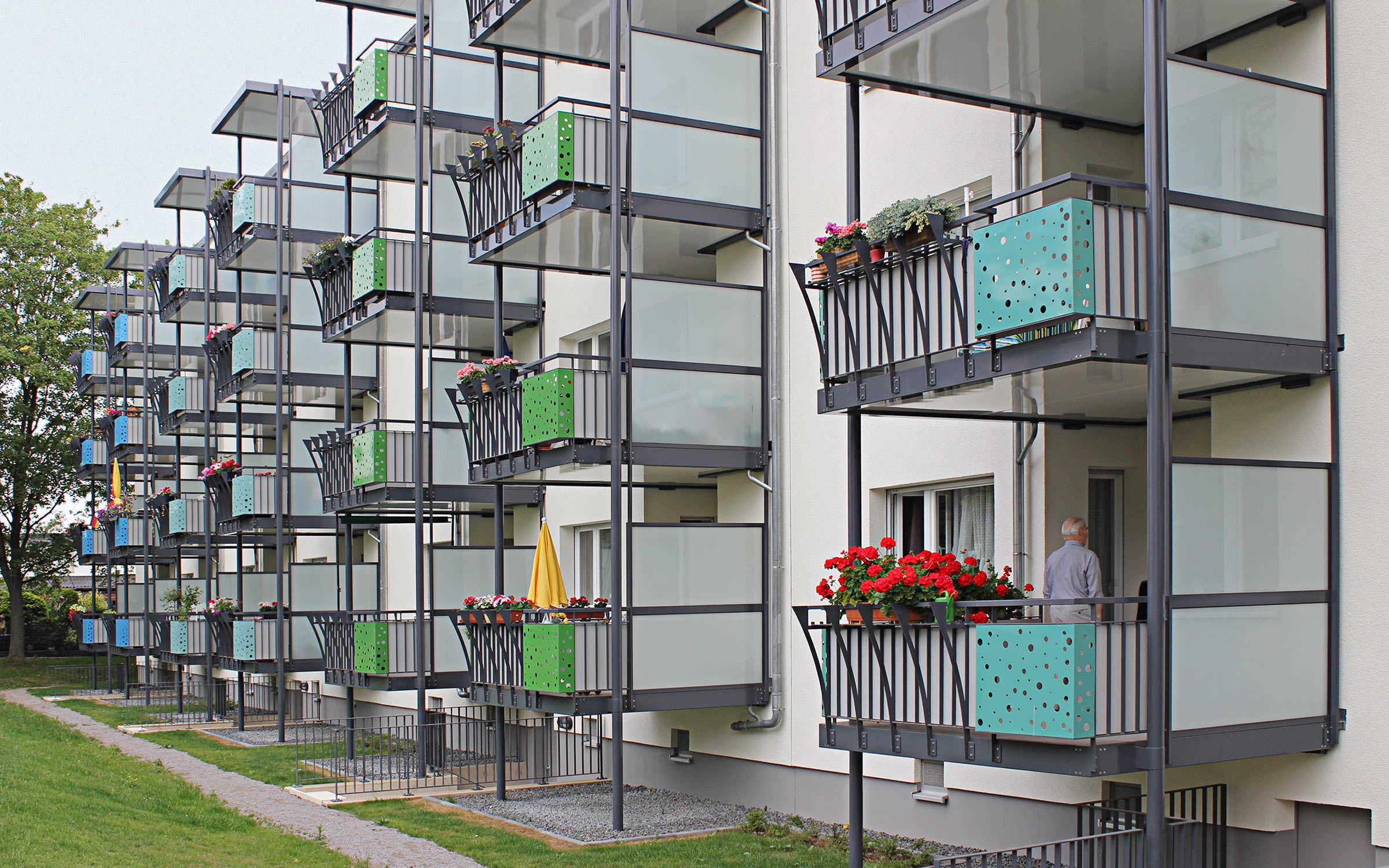Palmenweg - Oleanderweg, Köln