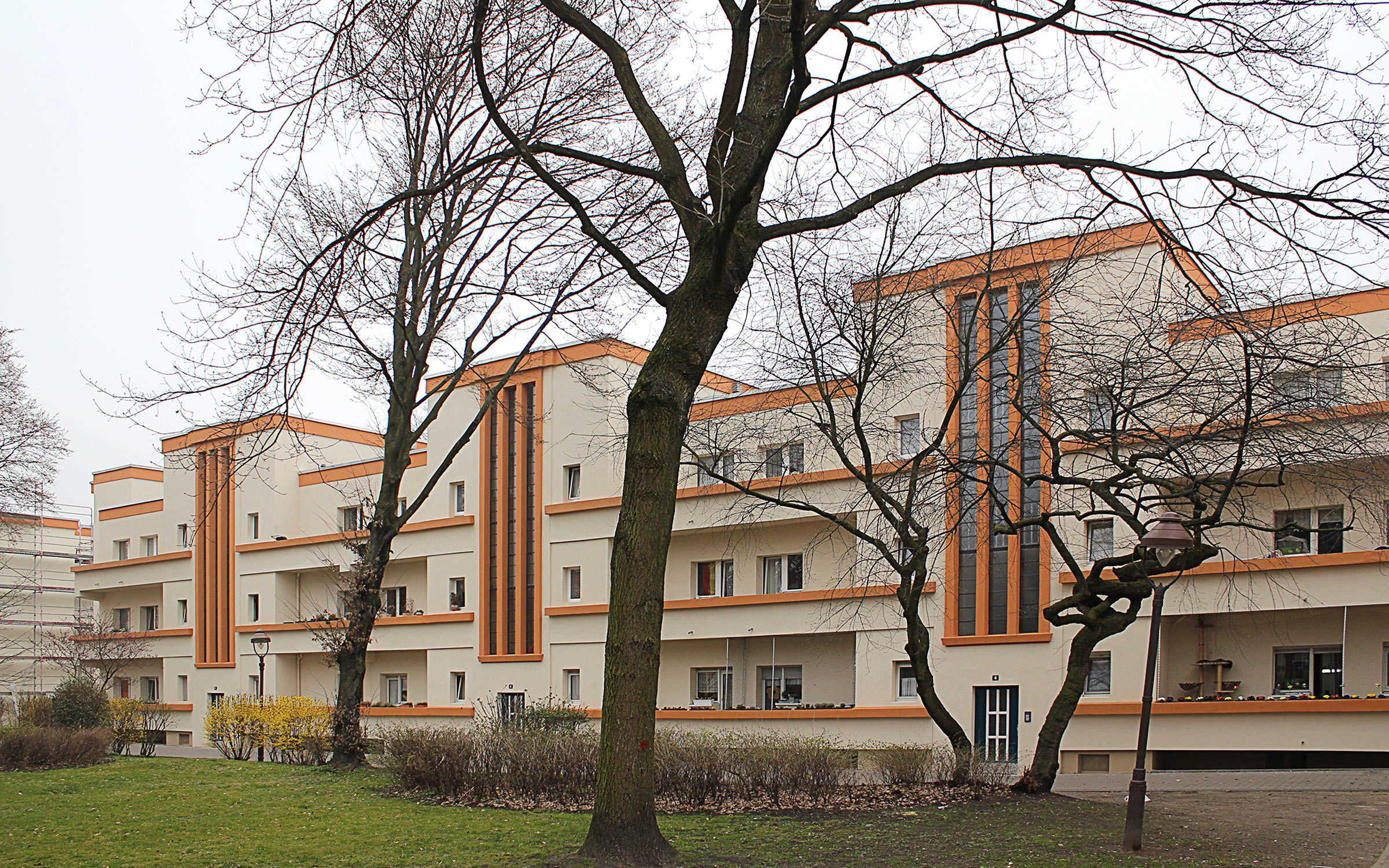 Vittinghoffsiedlung, Gelsenkirchen