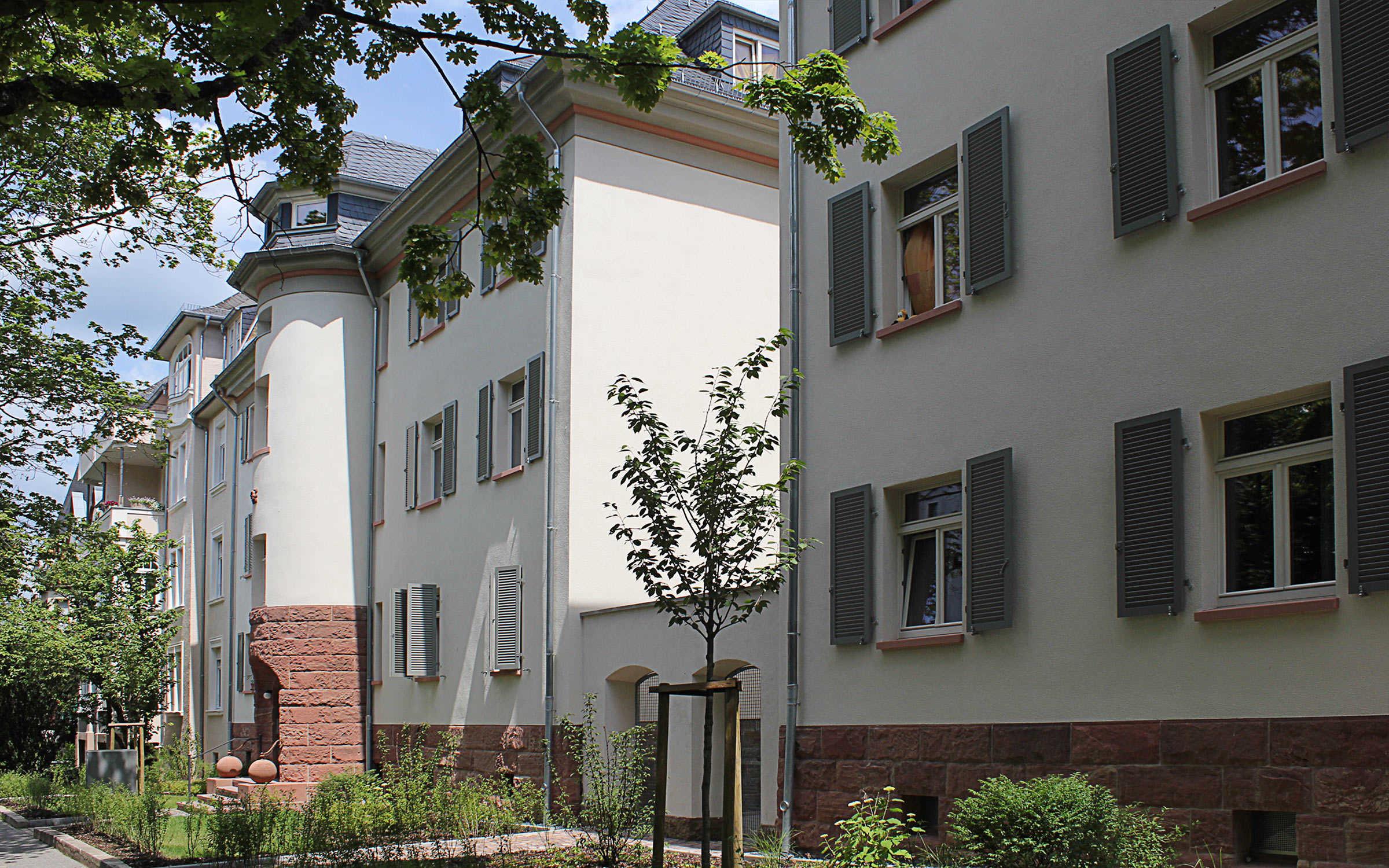 Projekt Westerwaldstraße, Wiesbaden